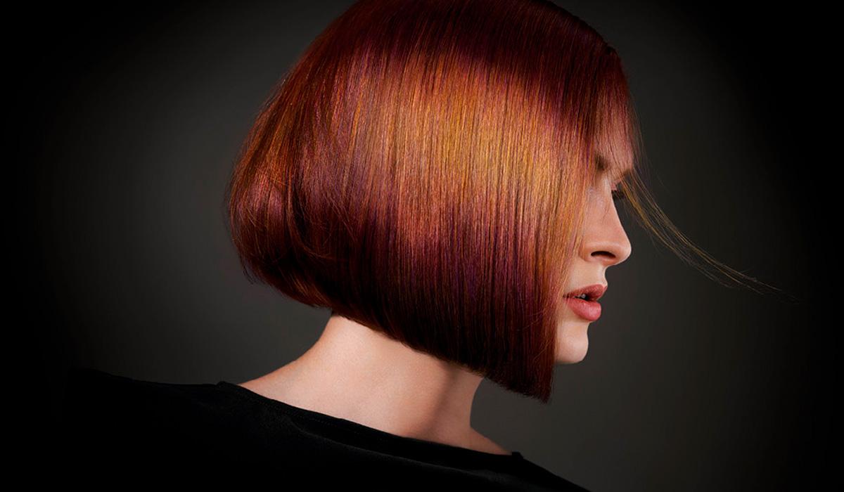 Strähnen frisuren rote napathkeha: Rote